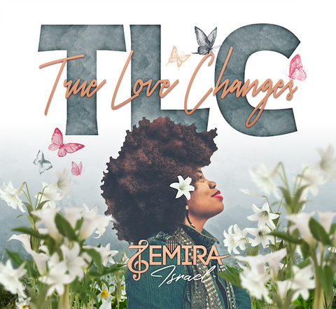 Zemira Israel True Love Changes MP3 double album TLC