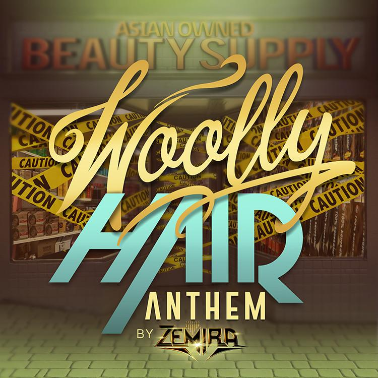 "Woolly Hair Anthem MP3 ""INSTANT"" Download"