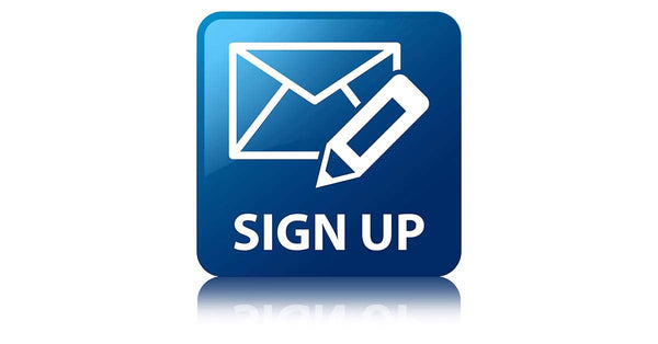 TEMPLATE I EVENT Email List Sign Up