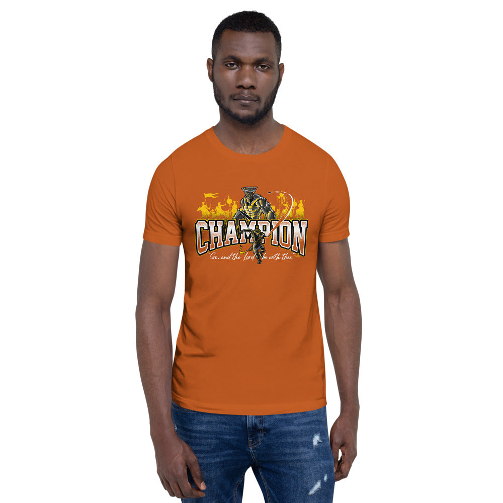 Short-Sleeve Unisex CHAMPION icon T-Shirt