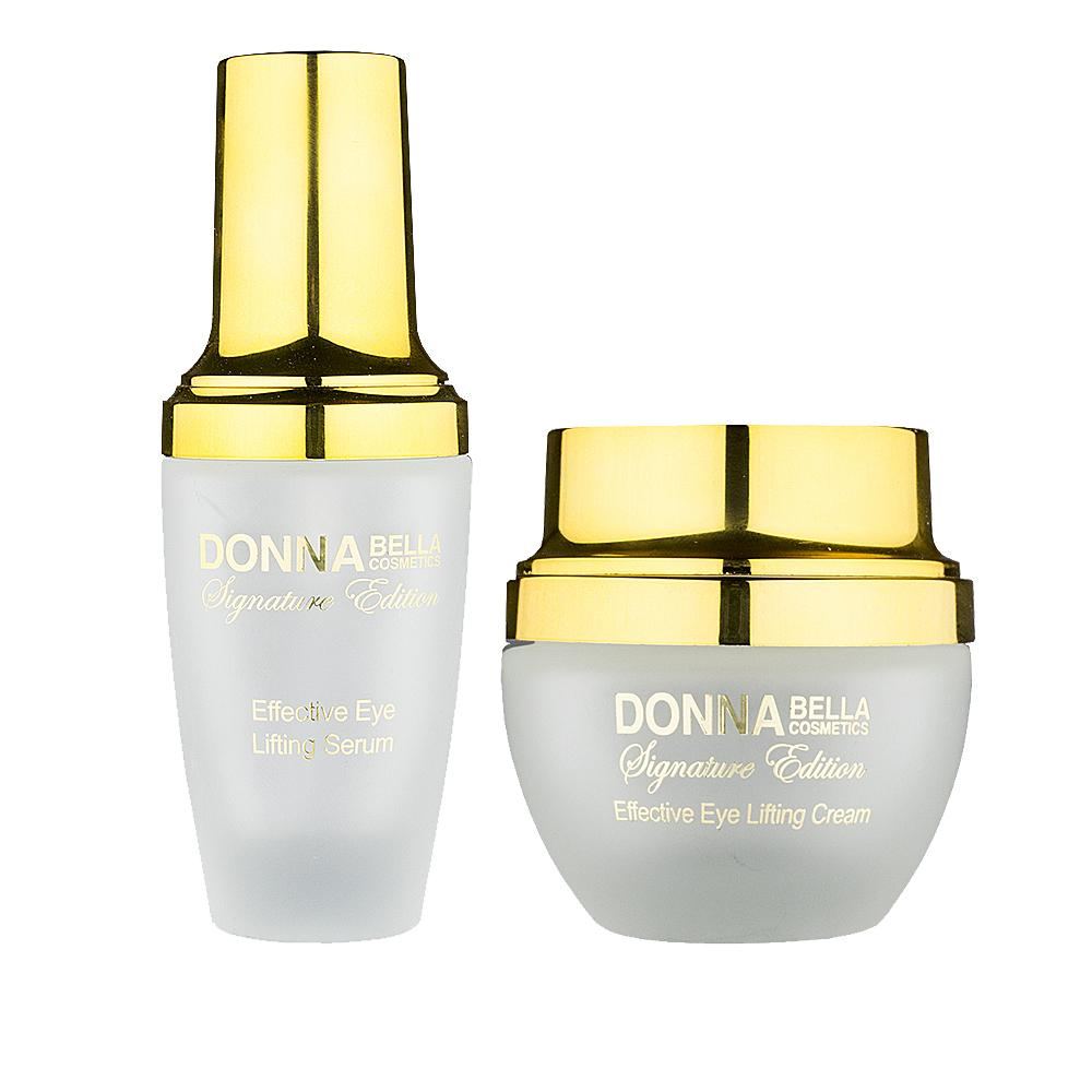 Signature Gold Eye Care Set - Donnabella Pro