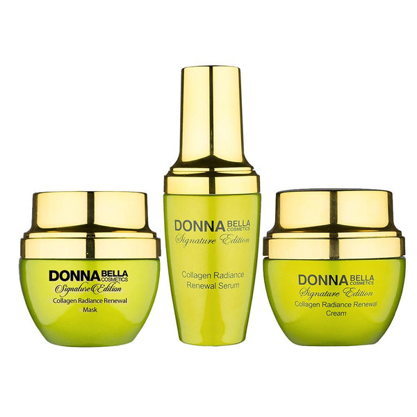 Signature Gold Collagen Set - Donnabella Pro