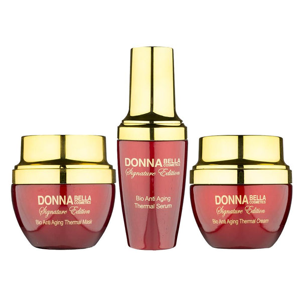 Signature Gold Bio Anti Aging Set - Donnabella Pro