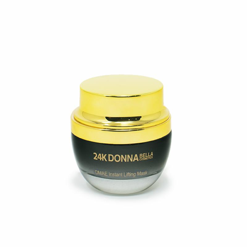 24K DMAE INSTANT LIFTING MASK - Donnabella Pro
