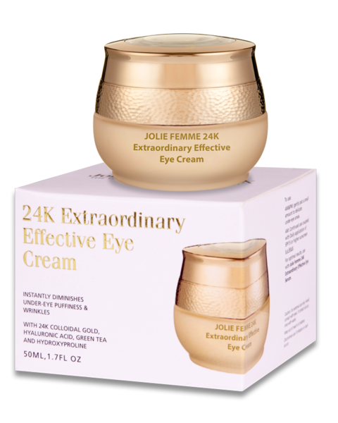 Jolie Femme Extraordinary Effective Eye Cream