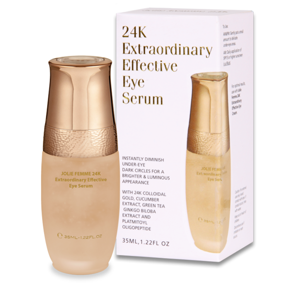 Jolie Femme Extraordinary Effective Eye Serum