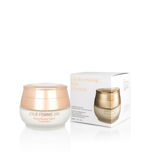 Jolie Femme Resurfacing Night Treatment