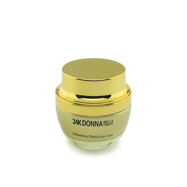 24K EXTRAORDINARY EFFECTIVE EYE CREAM - Donnabella Pro