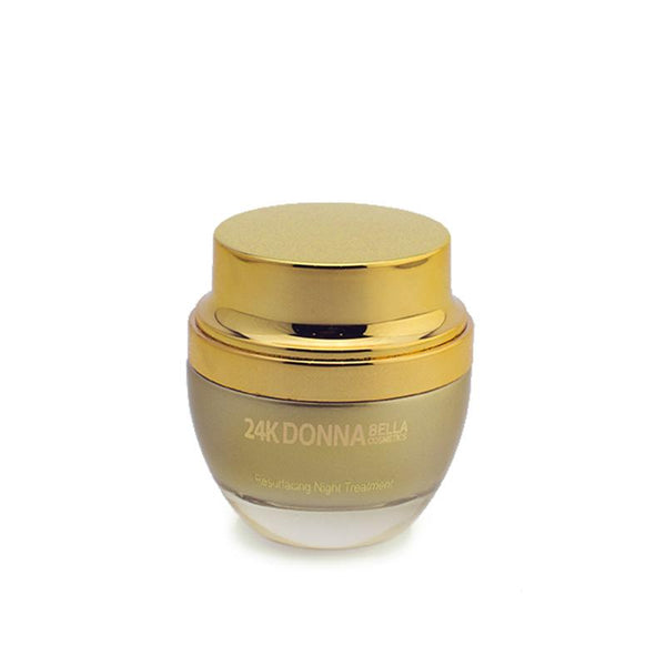 24K RESURFACING NIGHT TREATMENT - Donnabella Pro