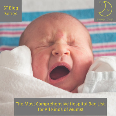 The Most Comprehensive Hospital Bag List for All Kinds of Mums!