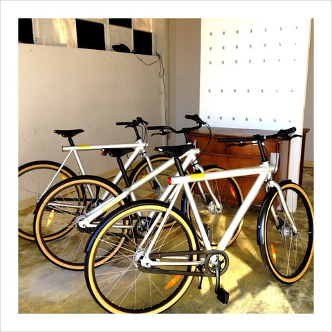 Vanmoof Bikes Are The Ultimate Sf Hipster Bike 929