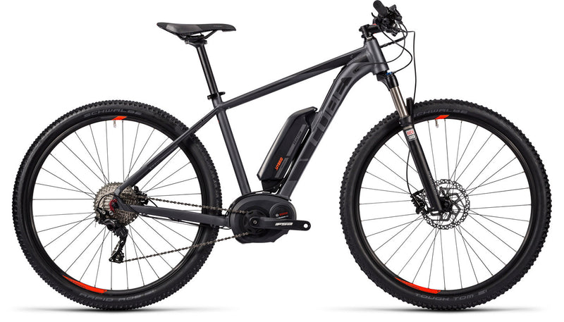 CUBE REACTION HYBRID HPA RACE 400 EBIKE