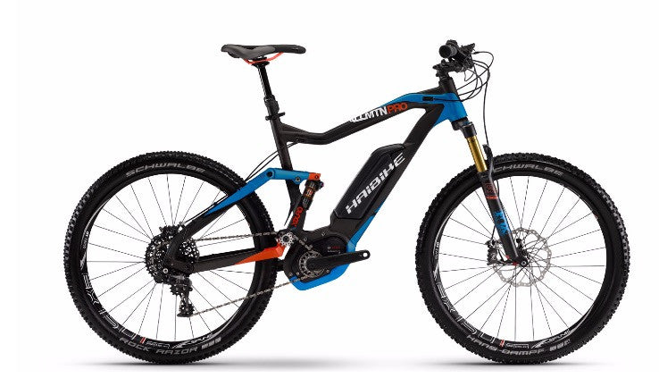 Haibike ALLMTN Pro Electric Mountain bike
