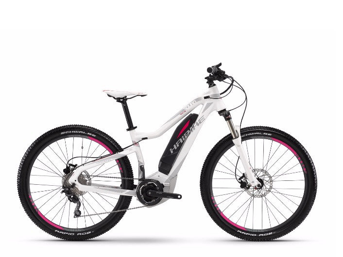 HAIBIKE SDURO HARDLIFE RC ELECTRIC MOUNTAIN BIKE