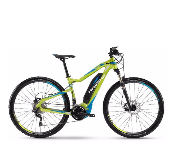 HAIBIKE SDURO HARDNINE RC Electric Mountain Bike