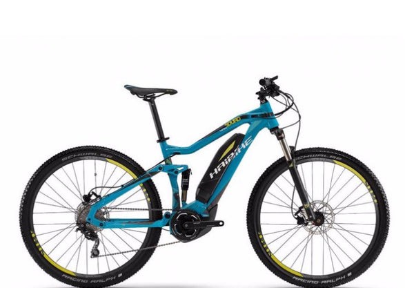 HAIBIKE SDURO FULLNINE SL Electric Mountain bike
