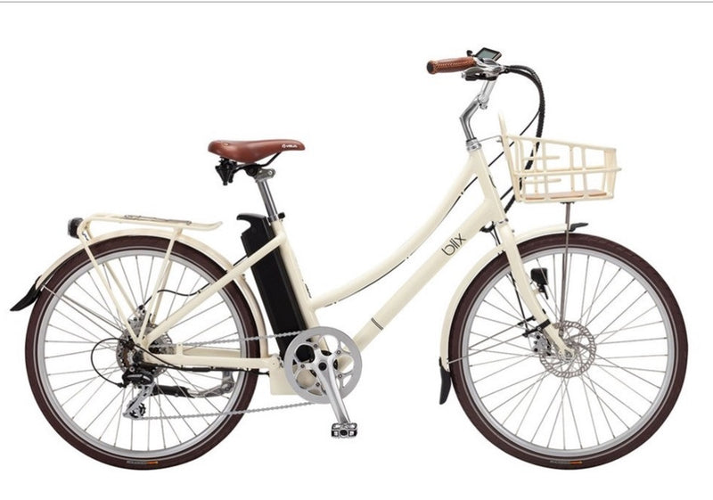 BLIX Aveny Step-Thru Electric Bike