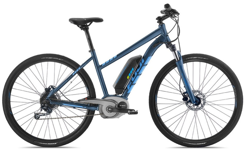FUJI E-TRAVERSE Classic+ Electric Bike - Step-Thru