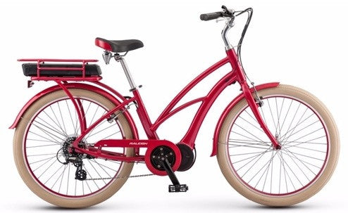 Raleigh eBikes Retroglide iE Step-thru