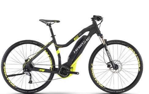 Haibike SDURO CROSS 4.0 Low Step Ebike