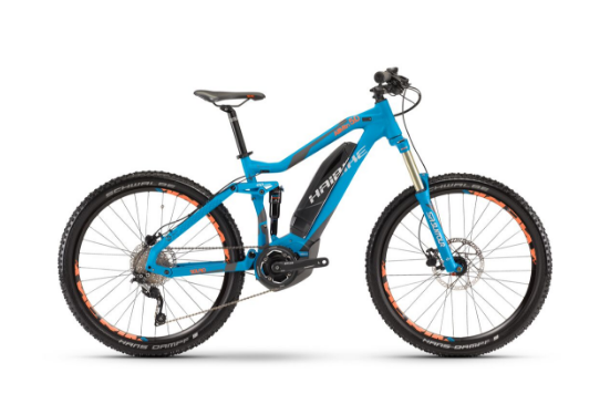 Haibike SDURO AllMtn 5.0 Electric Bike