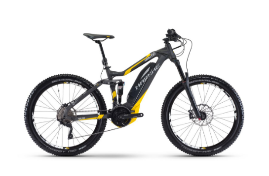 Haibike SDURO AllMtn 6.0 Electric Mountain Bike