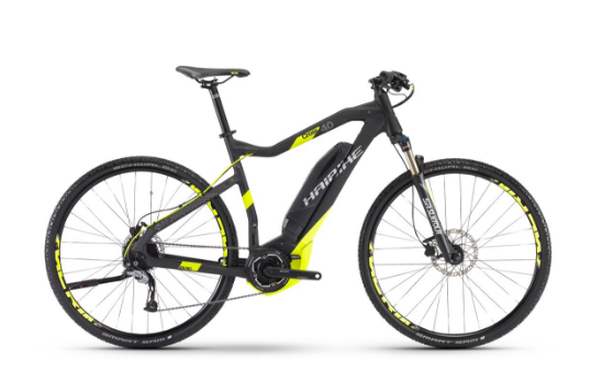 Haibike SDURO Cross 4.0 High Step Ebike