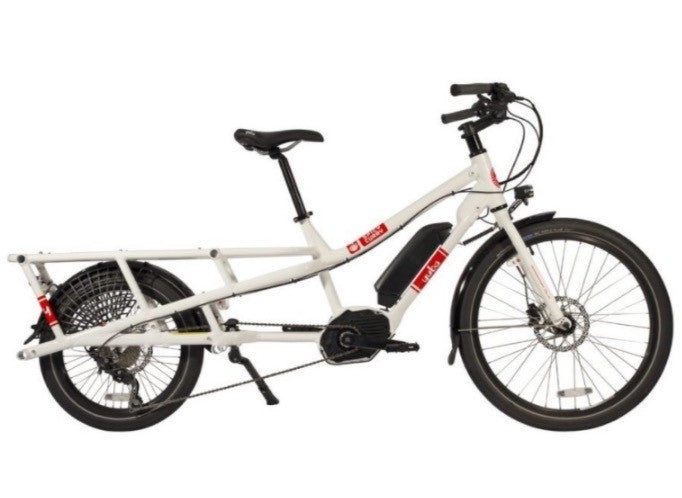 Yuba Spicy Curry Electric Bosch Cargo Bike