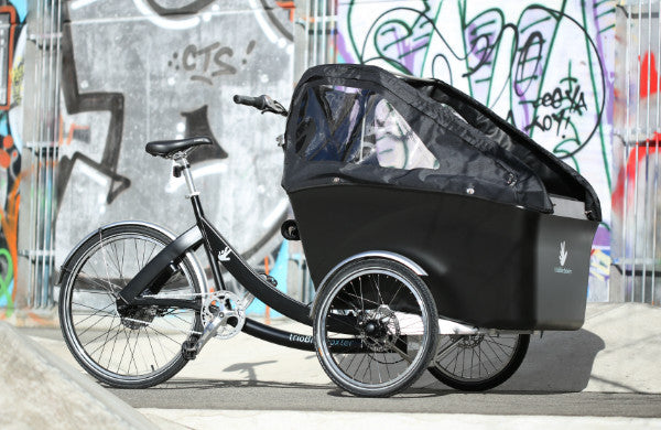 TRIOBIKE BOXSTER E - ELECTRIC CARGO BIKE