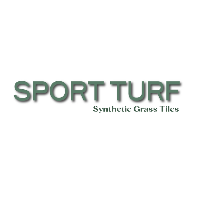 "SPORT TURF Synthetic Grass Tiles | 23.5"" X 23.5"""
