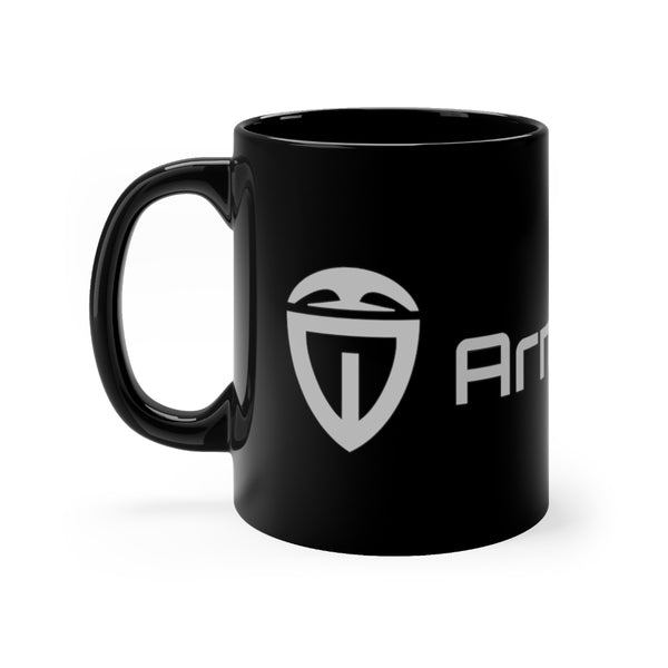 Armor Gear Black mug