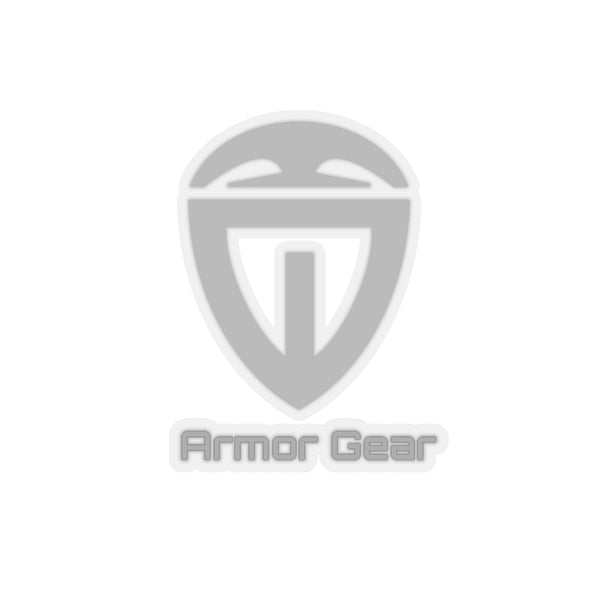 Armor Gear Big Logo Stickers