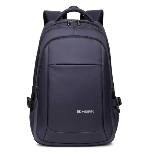 Bulletproof Backpack  NIJ IIIA Plate Insert Navy