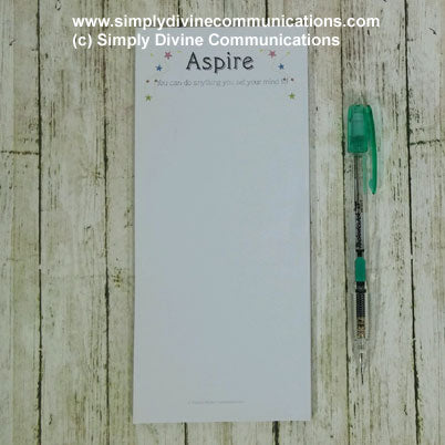 Aspire Notepad