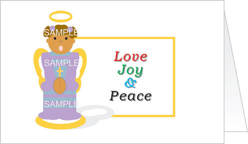 Love, Joy, and Peace