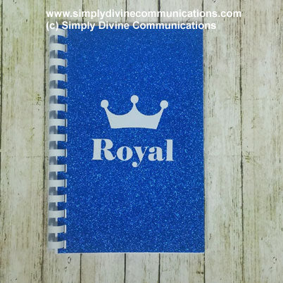 Royal Writing Journal