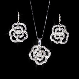 Set de Diamantes 0.80 quilates en Oro 14K