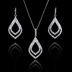 Set de Diamantes 1.19 quilates en Oro 14K