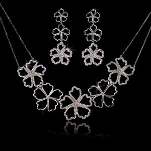 Set de Diamantes 2.83 quilates en Oro 14K