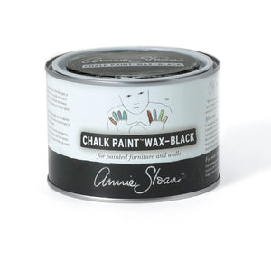 Black Chalk Paint™ wax