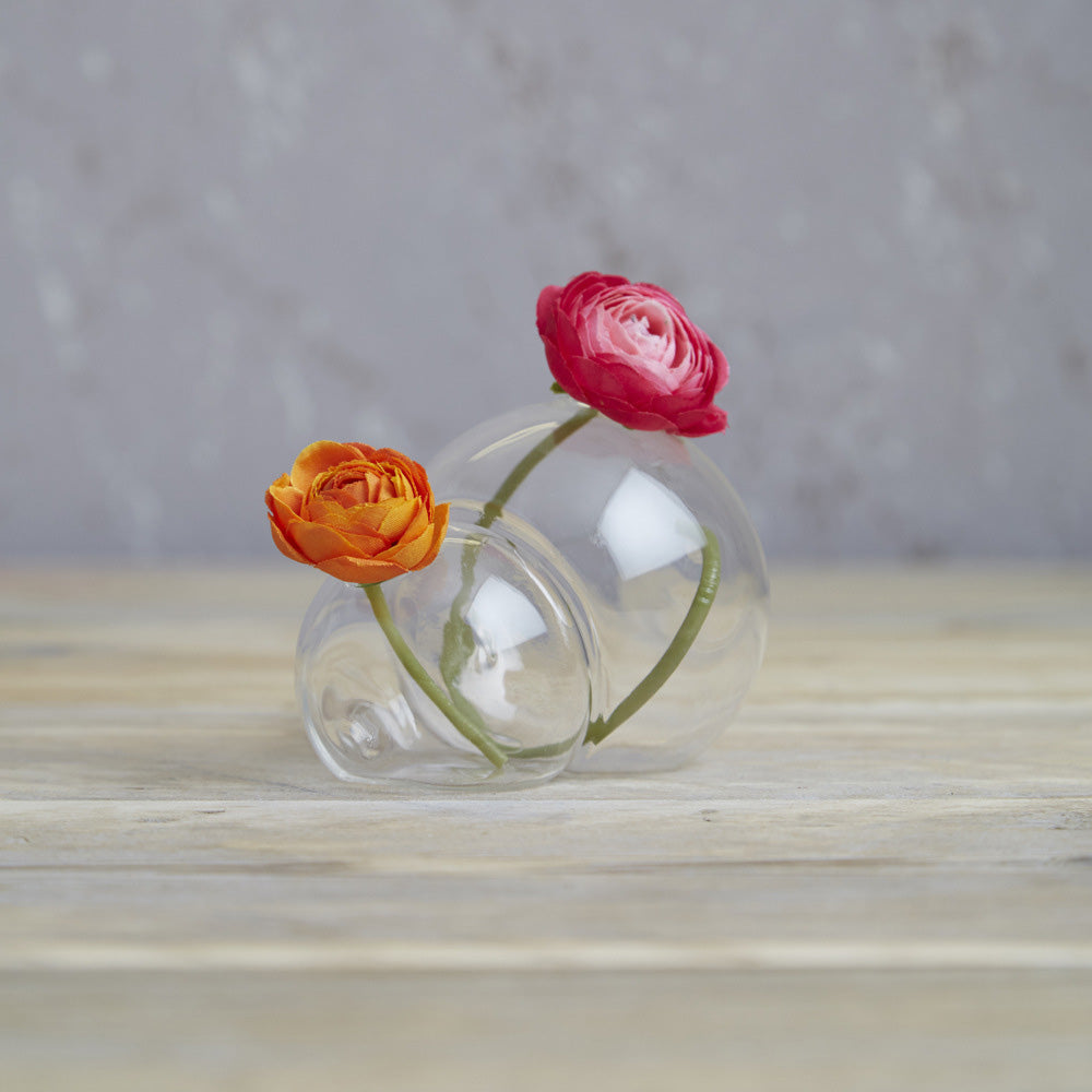 Double bubble vase