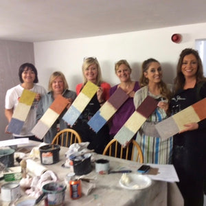 Half day 'painting essentials' workshop