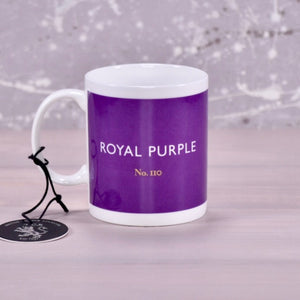 British colour standard mug