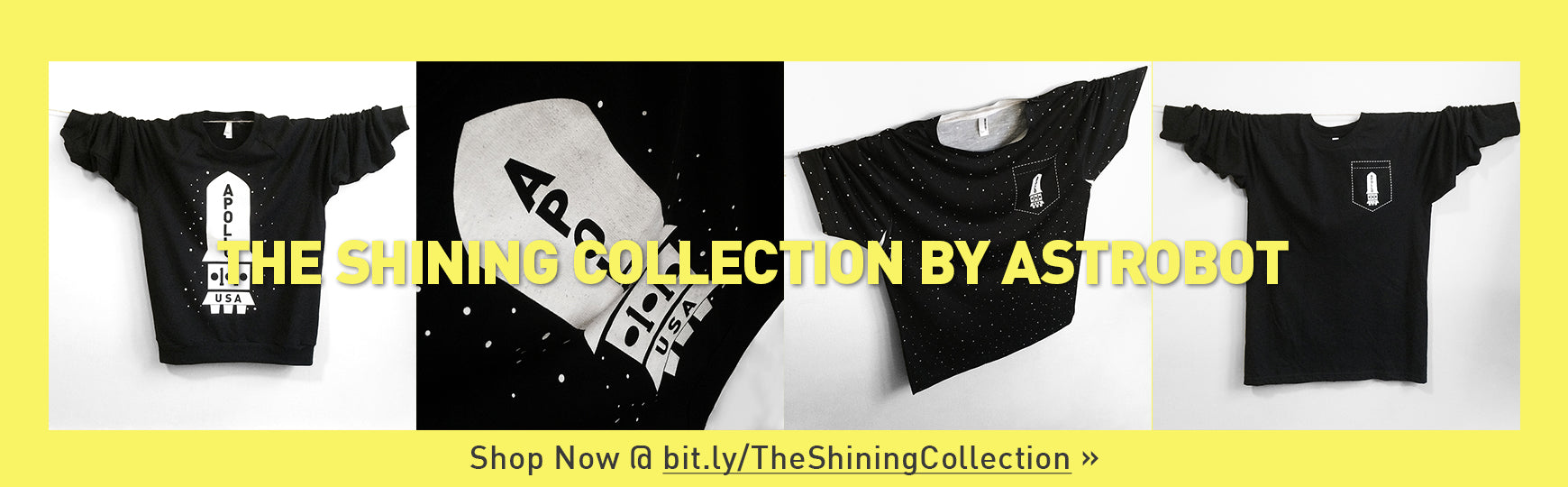The Shining Collection by Astrobot