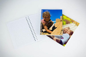 A5 Lined Notebook 100 Pages