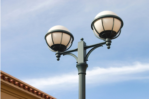 Outdoor Lamp Post Lights
