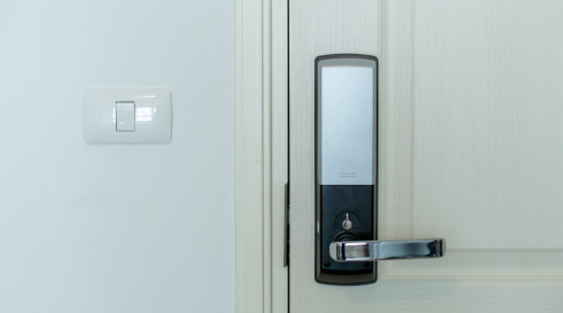 Electronic Door Handle