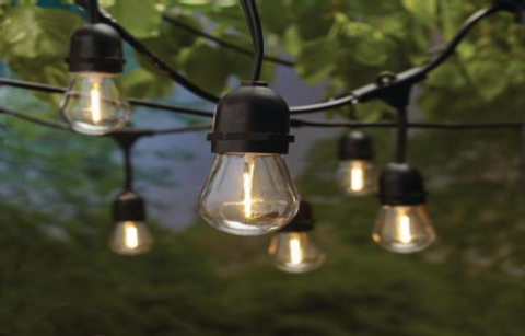 Outdoor LED String Lights