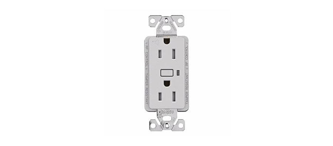 Eaton Z-Wave Plus Wireless Receptacle
