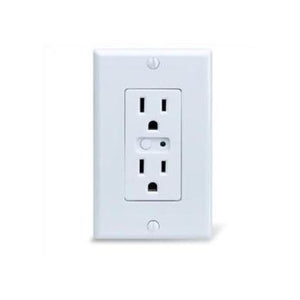 Evolve Dual Outlet Receptacle